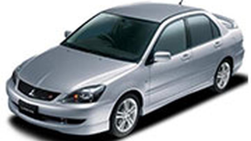 Авточехол для Mitsubishi Lancer 9 кузов седан (2003+)