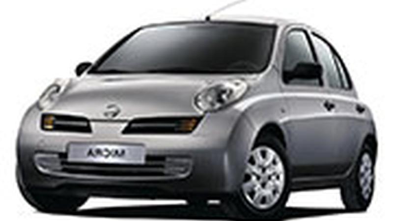 Авточехол для Nissan Micra (2003-2010)