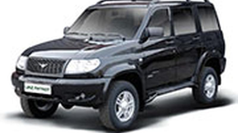 Авточехол для УАЗ Патриот II выпуск