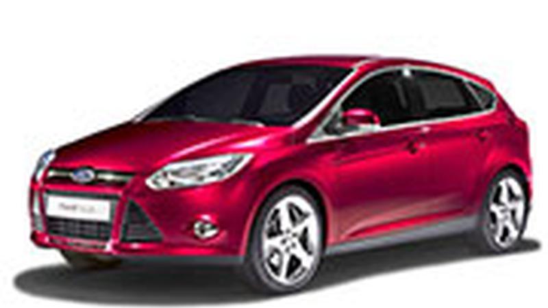 Авточехол для Ford Focus III sport/titanium седан/хэтчбек/универсал (2011+)