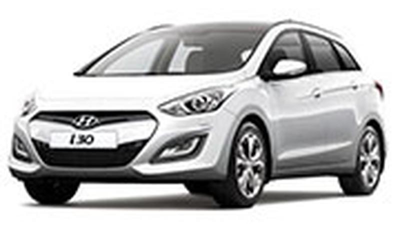 Авточехол для Hyundai i30 (2012+)