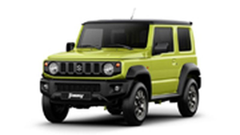 Авточехлы для Suzuki Jimny IV (2018+)