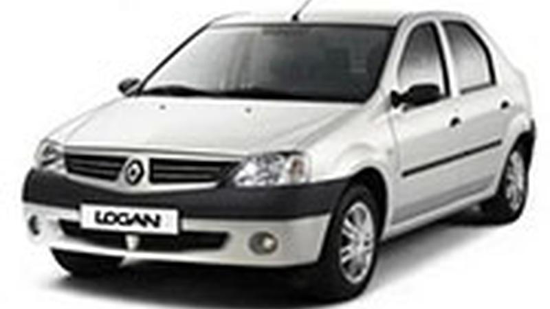 Авточехол для Renault Logan (2004+)