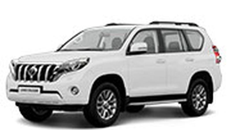 Авточехол для Toyota Land Cruiser Prado 150 (2009+)