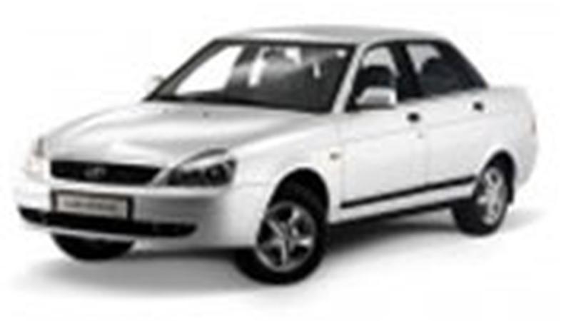 Авточехол для Lada Priora седан (2007-2014)