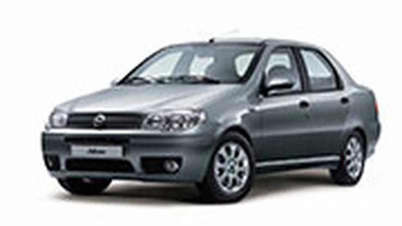 Авточехол для Fiat Albea II выпуск (2003+)
