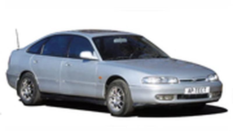 Авточехол для Mazda 626 (1991-1999)