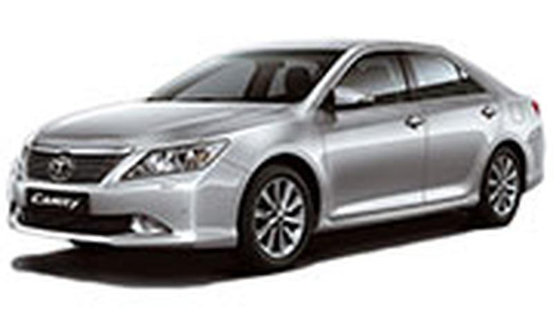 Авточехол для Toyota Camry v50 (2011+)