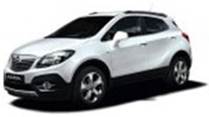 Авточехол для Opel Mokka (2012+)