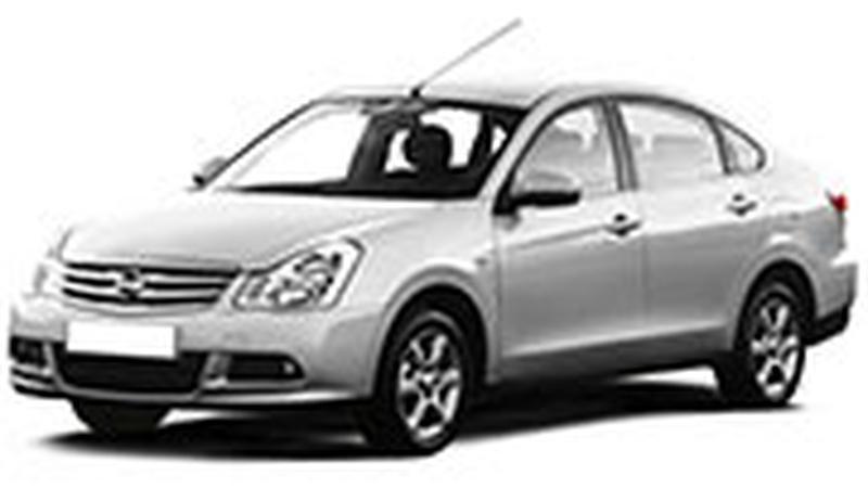 Авточехол для Nissan Almera 3 G-11 (2013+)