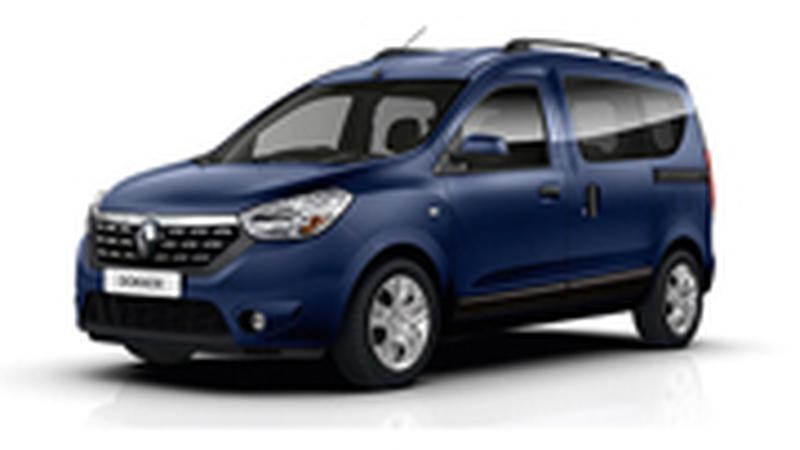 Авточехол для Renault Dokker (2012+)