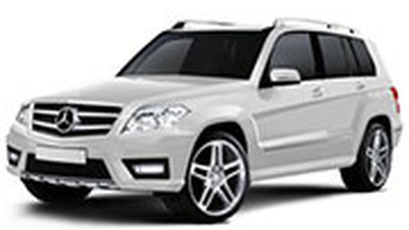 Авточехол для Mercedes GLK-klasse X204 (2008+)
