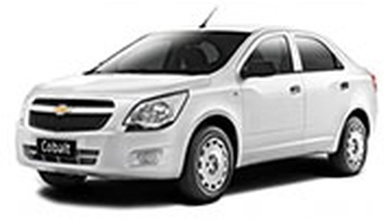 Авточехол для Chevrolet Cobalt