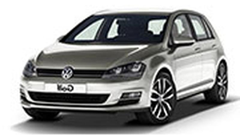 Авточехол для Volkswagen Golf 7 (2012+)