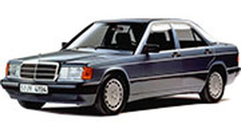 Авточехол для Mercedes 190 (1982-1993)