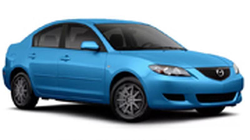 Авточехол для Mazda 3 (2003-2010)