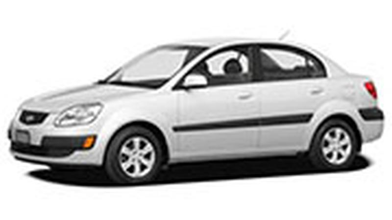 Авточехол для KIA Rio I седан (2000-2005)