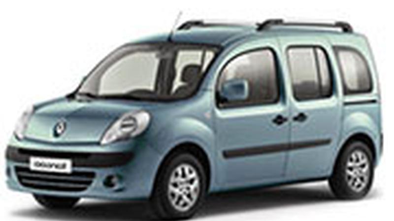 Авточехол для Renault Kangoo 5 мест (2006-2011)