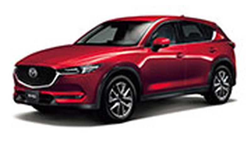 Авточехол для Mazda CX-5 II Active\Supreme (2017+)