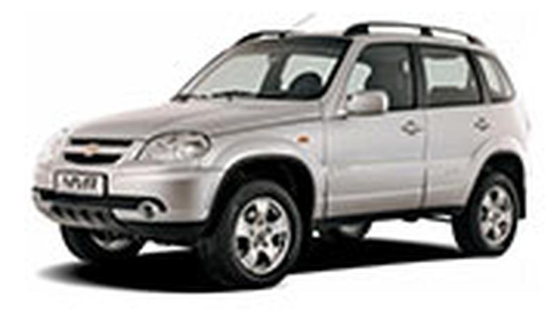 Авточехол для Lada Niva (2014-2015)