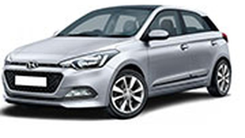 Авточехол для Hyundai i20 (2008+)