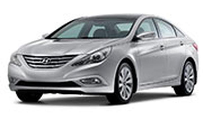 Авточехол для Hyundai Sonata VI YF (2010+)