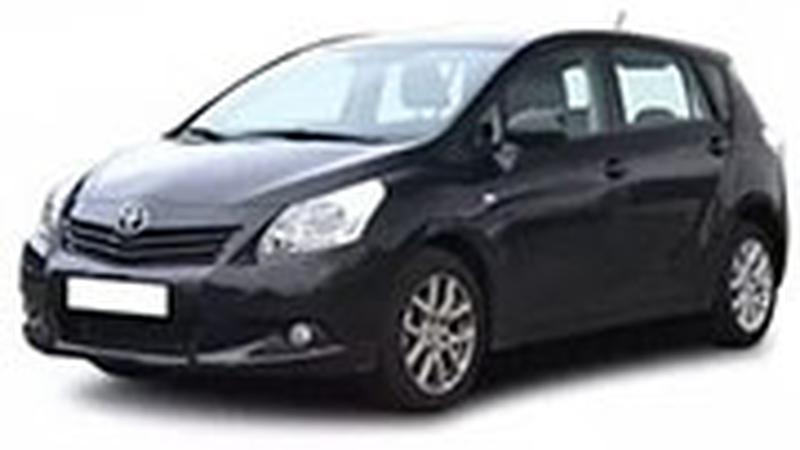 Авточехол для Toyota Verso I (2009-2012)