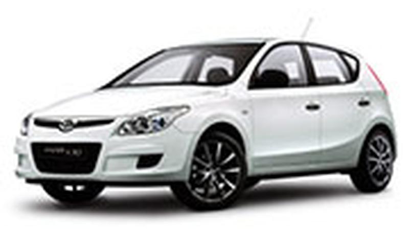 Авточехол для Hyundai i30 (2007-2011)