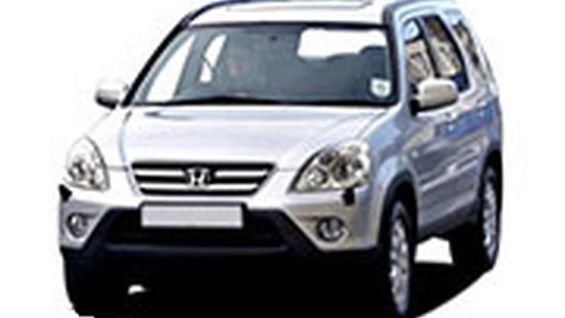 Авточехол для Honda CR-V II (2002-2006)