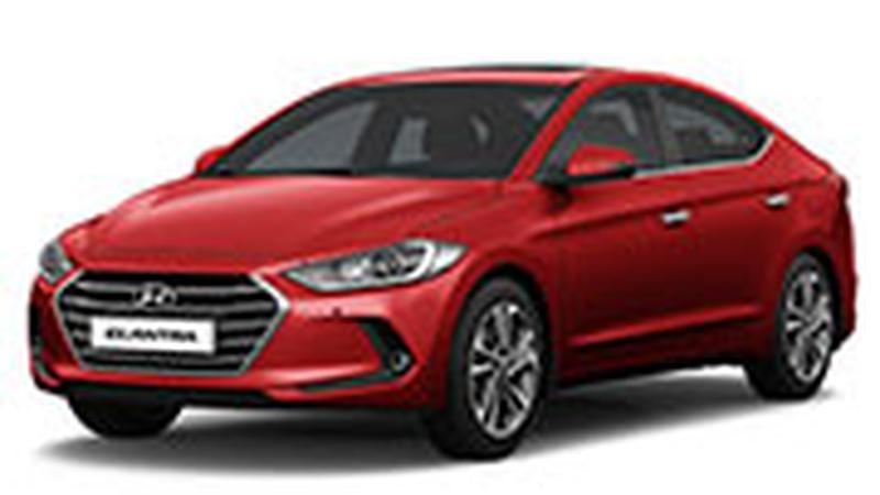 Авточехол для Hyundai Elantra VI AD (2015+)