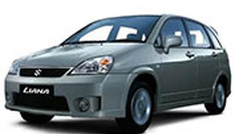 Авточехол для Suzuki Liana хэтчбек (2001-2008)