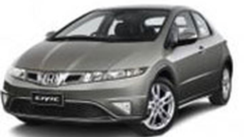 Авточехол для Honda Civic хэтчбек (2007-2013)