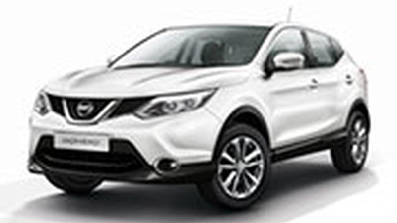 Авточехол для Nissan Qashqai (2014+)