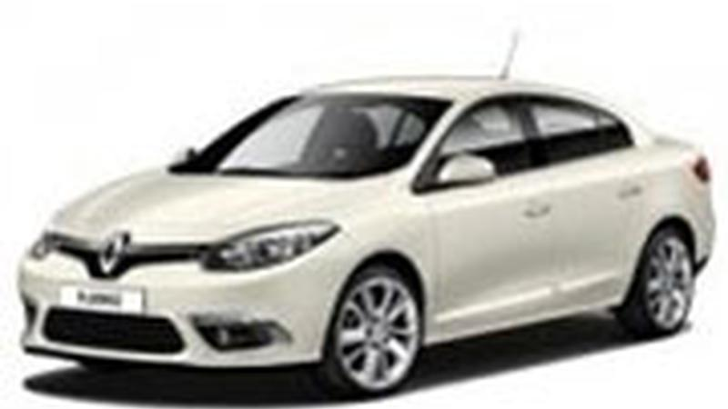 Авточехол для Renault Fluence