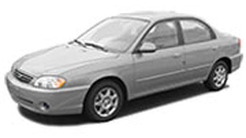 Авточехол для KIA Spectra (2000-2011)