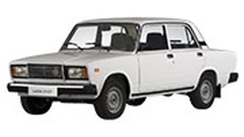 Авточехол для ВАЗ 2107 (1982-2012)