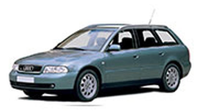Авточехол для Audi A4 универсал B5 8E (1994-2001)