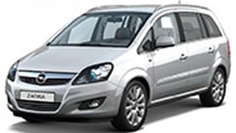 Авточехол для Opel Zafira B 5мест (2005+)