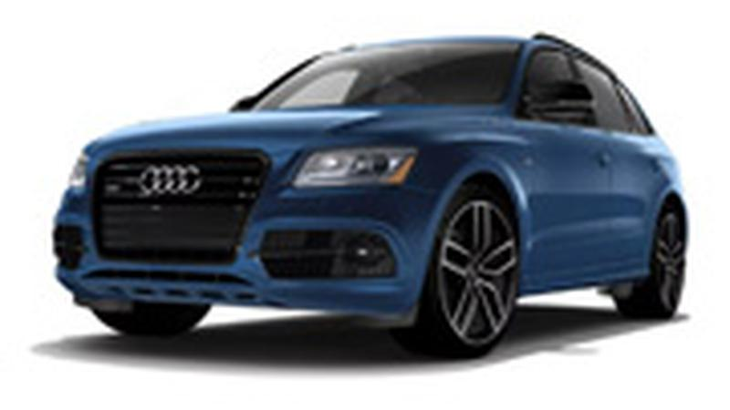 Авточехол для Audi Q5 I (2008-2017) комплектация S-Line