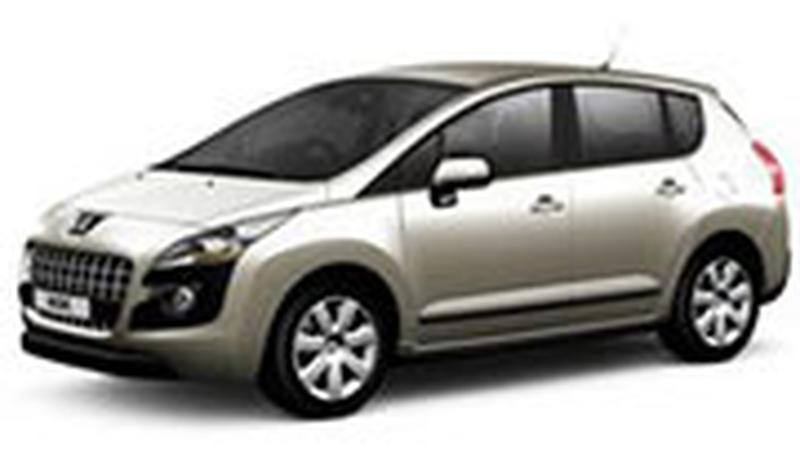 Авточехол для Peugeot 3008 Lux (2009+)