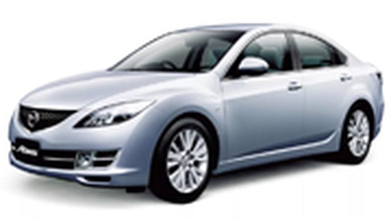 Авточехол для Mazda 6 седан (2008-2013)