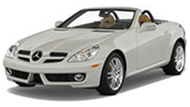 Авточехол для Mercedes SLK-klasse AMG R171 (2004-2011)