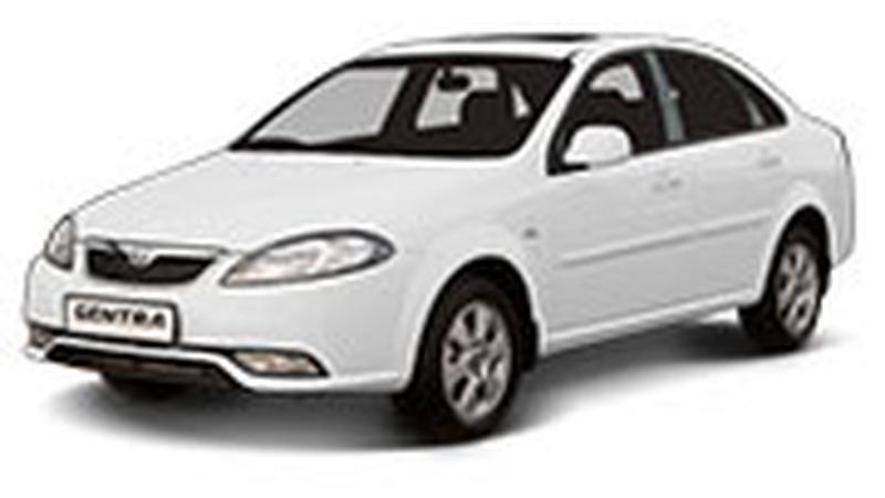 Авточехол для Daewoo Gentra