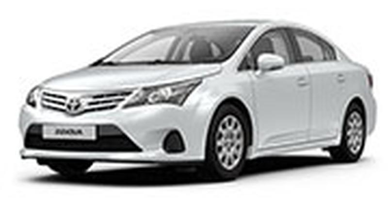 Авточехол для Toyota Avensis (2009+)