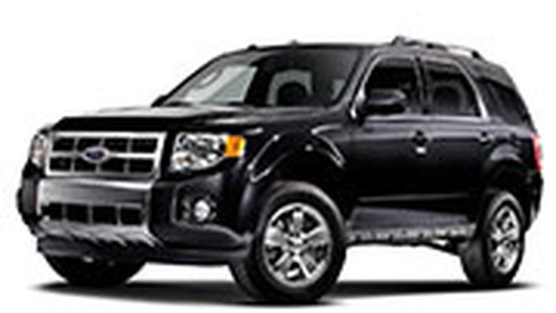 Авточехол для Ford Escape II (2007-2012)