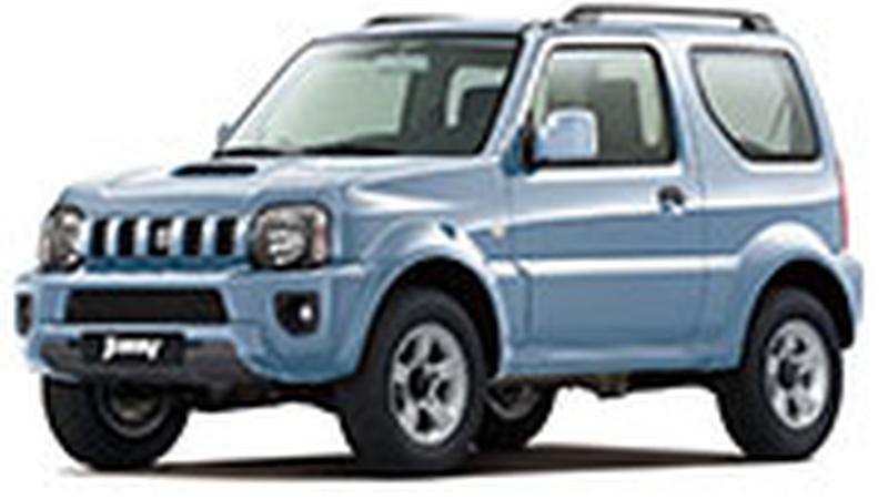 Авточехол для Suzuki Jimny