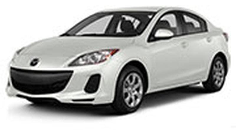 Авточехол для Mazda 3 (2010+)