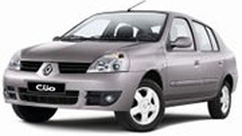 Авточехол для Renault Clio Symbol (2001-2009)