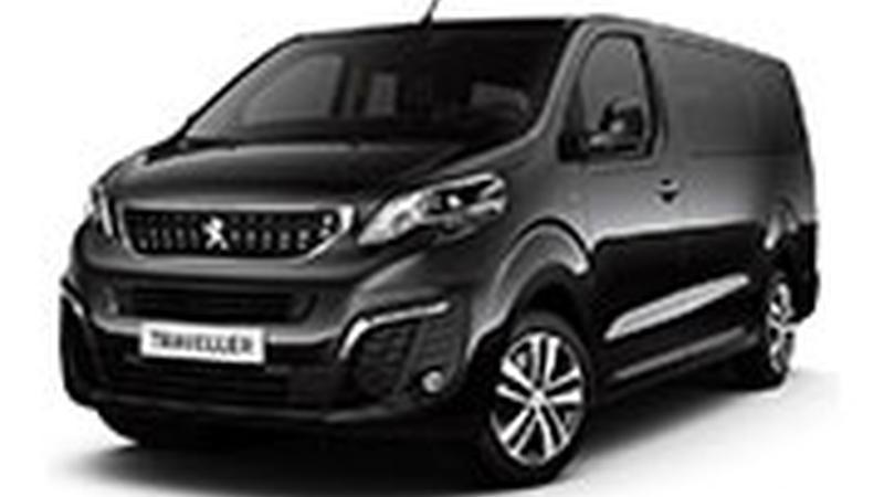 Авточехол для Peugeot Traveller I 8 мест (2016+)