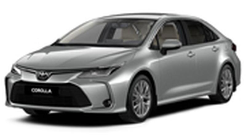 Авточехол для Toyota Corolla E210 седан (2018+)